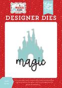 Castle Die Set - A Magical Place - Echo Park