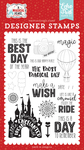 Our Happy Place Stamp Set - A Magical Place - Echo Park