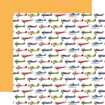 Jet Set Paper - Our Travel Adventure - Carta Bella