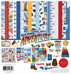 Our Travel Adventure Collection Kit - Carta Bella