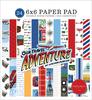 Our Travel Adventure 6x6 Paper Pad - Carta Bella