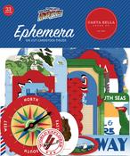 Our Travel Adventure Ephemera - Carta Bella