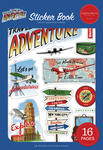 Our Travel Adventure Sticker Book - Carta Bella
