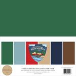 Outdoor Adventures Solids Kit - Carta Bella - PRE ORDER