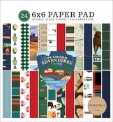 Outdoor Adventures 6x6 Paper Pad - Carta Bella