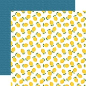 Lemons Paper - A Slice Of Summer - Echo Park