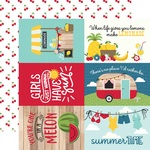 Journaling Cards 6x4 Paper - A Slice Of Summer - Echo Park - PRE ORDER