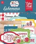A Slice Of Summer Ephemera - Echo Park