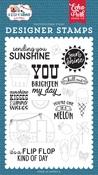 Sending Sunshine Stamp Set - Echo Park