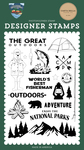 The Great Outdoors Stamp Set - Outdoor Adventures - Carta Bella - PRE ORDER