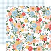 Summer Day Floral Paper - Summer - Carta Bella