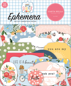Summer Ephemera - Carta Bella - PRE ORDER