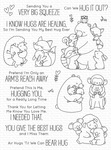 BB Hug It Out Stamps - My Favorite Things
