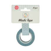 Summertime Dot Washi Tape - Summer - Carta Bella - PRE ORDER