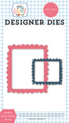Sunshine Stamp Frames Die Set - Summer - Carta Bella - PRE ORDER