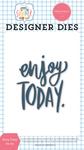 Enjoy Today Die Set - Summer - Carta Bella