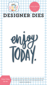 Enjoy Today Die Set - Summer - Carta Bella - PRE ORDER