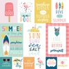 Multi Journaling Cards Paper - Pool Party - Echo Park