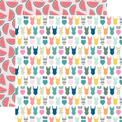Sweet Swimsuits Paper - Pool Party - Echo Park - PRE ORDER