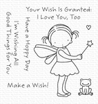 PI Wish Granted Stamps - My Favorite Things