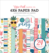 Pool Party 6x6 Paper Pad - Echo Park
