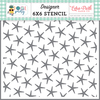 Summer Starfish Stencil - Pool Party - Echo Park