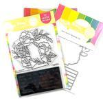 Love Letter Stamp & Die Set - Waffle Flower