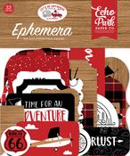 Let's Go Anywhere Ephemera - Echo Park