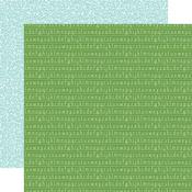 Alphabet Paper - I Love School - Echo Park