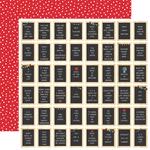 School Days Paper - I Love School - Echo Park
