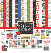 I Love School Collection Kit - Echo Park