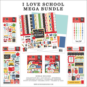 I Love School Mega Bundle - Echo Park