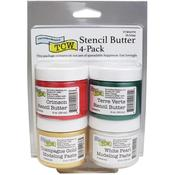 Holiday Stencil Butter Pack - The Crafter's Workshop