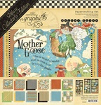 Mother Goose Deluxe Collector's Edition - Graphic 45 - PRE ORDER
