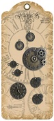 Decorative Metal Clocks - Graphic 45 - PRE ORDER