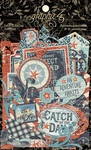 Catch of the Day Ephemera Assortment - Graphic 45