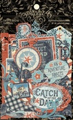 Catch of the Day Ephemera Assortment - Graphic 45 - PRE ORDER