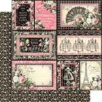 Irresistible Paper - Elegance - Graphic 45