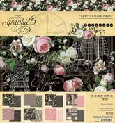 Elegance 8x8 Paper Pad - Graphic 45 - PRE ORDER