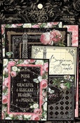 Elegance Journaling Cards - Graphic 45 - PRE ORDER