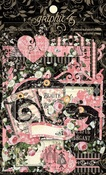 Elegance Ephemera Assortment - Graphic 45 - PRE ORDER