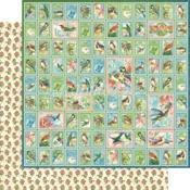 Best of Friends Paper - Bird Watcher - Graphic 45