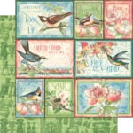 Learn to Fly Paper - Bird Watcher - Graphic 45