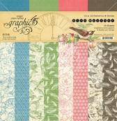 Bird Watcher 12x12 Patterns & Solids - Graphic 45