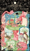 Bird Watcher Ephemera Assortment - Graphic 45 - PRE ORDER