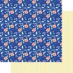 Peach Blossom Paper - Peachy Keen - Fancy Pants