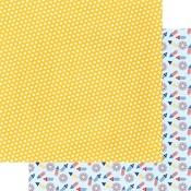 Sunny Days Paper - Summertime - Fancy Pants