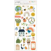 Reaching Out 6 x 12 Stickers - Jen Hadfield