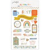 Reaching Out Sticker Book - Jen Hadfield - PRE ORDER