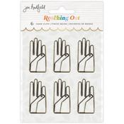 Hand Clips - Reaching Out - Jen Hadfield - PRE ORDER
